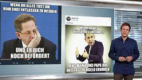 n-tv Netzreporter: #Maaßens Beförderung macht Web fassungslos