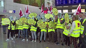"""""""Die Passagiere buchen weiter Flüge"""": Ryanair sieht Streikdrohungen gelassen"""