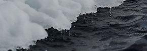 Nasa-Forscher auf Grönland: Durch Schmelzwasser steigt der Meeresspiegel