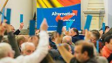 Fall in Sachsen: AfD-Mann arbeitet bei Verfassungsschutz