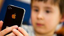 Besser keine Handys für Kinder: Risiko für Kurzsichtigkeit wächst
