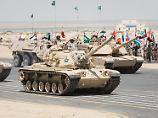 Braucht es noch mehr davon in Saudi-Arabien? Das Land gilt derzeit als Hauptempfänger von deutschen Rüstungsexporten.