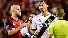 Der Sport-Tag: Beendet Ibrahimovic seine Karriere in Schweden?