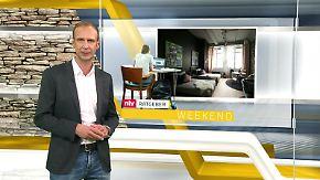 Ratgeber - Weekend: Thema u.a.: Wohnen und arbeiten auf Zeit