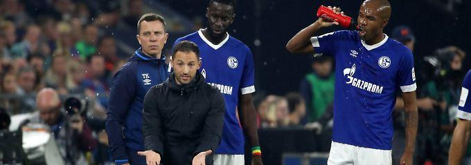 Am Rande einer veritablen Krise: FC Bayern nimmt Schalke alle Ausreden