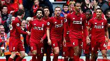 """""""Eine perfekt geölte Maschine"""": Klopps Liverpool verschiebt die Maßstäbe"""