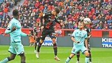 Erste Punkte gegen Mainz 05: Havertz köpft Leverkusen aus der Krise