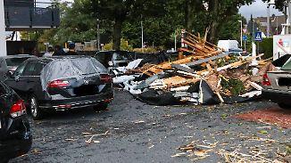 """Todesopfer und massive Schäden: Sturmtief """"Fabienne"""" zerlegt ganze Gemeinden"""