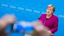 """Neuer """"Modus"""" für die GroKo: Merkel """"bedauert"""" Fehler im Fall Maaßen"""