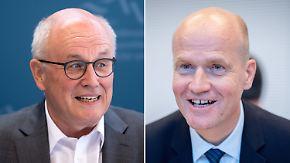 Wahl zum Vorsitz der Unionsfraktion: Brinkhaus fordert Merkel-Vertrauten Kauder heraus