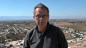 """""""Alle denken nur an Macht und Geld"""": Dirk Emmerich berichtet von der Front in Idlib"""