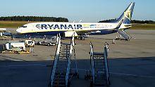 Streiks am Freitag: Ryanair streicht jeden zwölften Flug