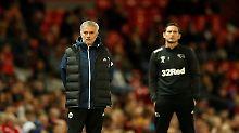 Lampard wirft Mourinho raus: Man United blamiert sich bei Zweitligist