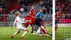 """Stimmen nach Bayerns Punktverlust: """"Noch nie einen Spieler mit so rotem Kopf gesehen"""""""