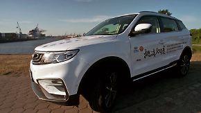 Chinese Boyue ist keine billige Kopie: SUV der Volvo-Mutter Geely räumt mit Klischees auf