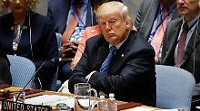 Peking widerspricht umgehend: Trump wirft Chinesen Wahleinmischung vor