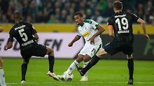 Die Investition in Alassane Pléa hat sich für Borussia Mönchengladbach bereits gelohnt.