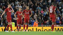 Arsenal arbeitet sich weiter: Klopps FC Liverpool fliegt aus Ligapokal