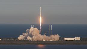 Raumfahrt zu Dumping-Preisen: SpaceX jagt Europas Raketenbauer