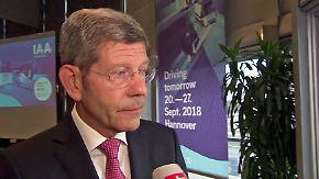 """VDA-Chef Mattes im n-tv Interview: """"Moderner Diesel hat Berechtigung in der Zukunft"""""""