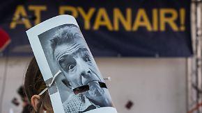Zur Arbeit mit 40 Grad Fieber: Mitarbeiterin: Ryanair gefährdet Personal und Passagiere