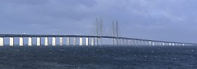 Brücken dicht, Fähren gestoppt: Verbrecherjagd im Norden legt Verkehr lahm