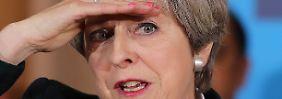 Parteitag der Konservativen: May kämpft um ihre Zukunft
