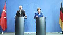 Pompöser Staatsbesuch: Berlins Vorschuss für Erdogan ist gewagt