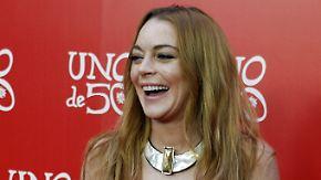 Promi-News des Tages: Lindsay Lohan attackiert Flüchtlingsfamilie auf Straße