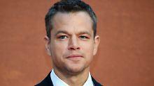 """Bierfass-halbvoll-Typ"": Matt Damon glänzt als wütender Kavanaugh"