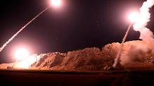 Vergeltungsschlag in Syrien: Iran greift IS-Gebiet mit Raketen an