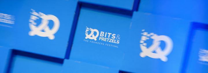 Bits & Pretzels 2018: n-tv berichtet vom Startup-Treffen in München