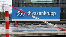Der Börsen-Tag: Wettbewerbshüter könnten ThyssenKrupp-Fusion ausbremsen