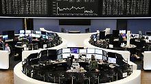 Der Börsen-Tag: Angst vor neuer Eurokrise ergreift die Märkte