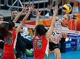 """Bei der WM eine Runde weiter: Volleyballerinnen """"kommen in den Flow"""""""