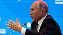"""Spion und Vaterlandsverräter"": Putin beschimpft Skripal als ""Dreckskerl"""