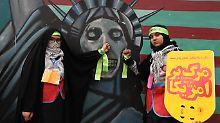 Nach Urteil in Den Haag: USA kündigen Freundschaftsvertrag mit Iran