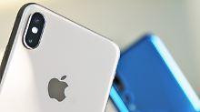 Zweiter Platz im Expertentest: iPhone XS Max hat nicht die beste Kamera