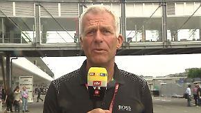 """Danner zum Freien Training in Japan: """"Ferrari muss jetzt mal die Wahrheiten auspacken"""""""