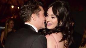 Promi-News des Tages: Läuten bei Perry und Bloom bald Hochzeitsglocken?