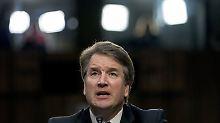 Unglaubwürdig und voreingenommen: Einer wie Kavanaugh darf kein Richter sein