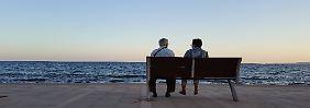 Spanien nicht erste Adresse: Immer mehr Rentner zieht es ins Ausland