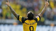 Paco Alcácer schlägt beim BVB voll ein.