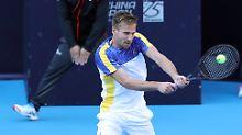 Der Sport-Tag: ATP-Masters: Ein Deutscher kommt in Shanghai weiter