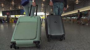 n-tv Ratgeber: Smartes Gepäck: Wenn der Reisekoffer mitdenkt