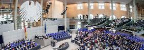 Mehr Abgeordnete als zuvor: Bundestag kostet Steuerzahler Rekordsumme