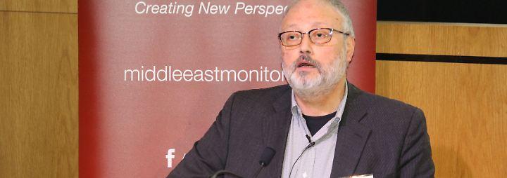 Regierungskritischer saudischer Journalist: Wurde Khashoggi in Konsulat in Istanbul ermordet?
