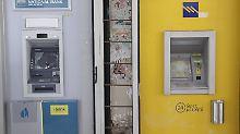 Der Börsen-Tag: Bankaktien fallen - Italien-Virus greift auf Griechenland über