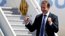 Enders-Nachfolger gefunden: Kronprinz Faury soll ans Airbus-Steuer