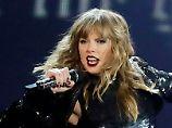 """Mag sie """"25 Prozent weniger"""": Trump ätzt gegen Taylor Swift"""